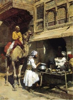 Edwin Lord Weeks - The Metalsmith's Shop