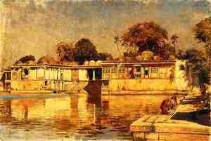 Edwin Lord Weeks - Sarkeh, Ahmedabad, India