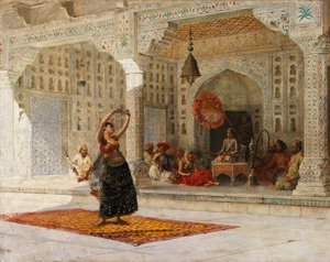 Edwin Lord Weeks - The Nautch