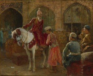 Edwin Lord Weeks - The Grand Vizier