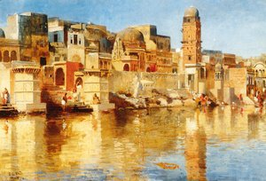 Edwin Lord Weeks - Muttra